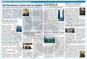 Milano e provincia - le aziende che sfidano la crisi