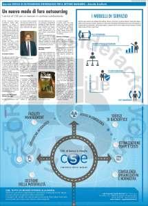 Servizi di outsourcing informatico per il settore bancario