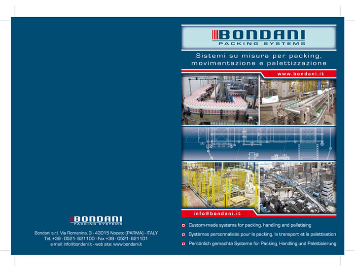 B-Side Communication - creazione brochure Parma